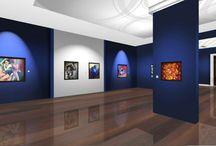 Virtual Art Gallery - Muvi Roma / mostre collettive virtuali nel museo virtuale indipendente di Roma Muvi. Il Muvi offre anche la possibilità di prenotare le sale virtuali per mostre personali. per informazioni: info@grifioartgallery.com