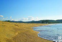 HalkidikiTravel.com - Tristinika beach in Halkidiki