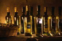 Olio / A curare questi ulivi sono proprio i ragazzi della comunità che seguono le piante per tutto il periodo dell'anno ed è da tanta cura ed impegno che nascono le nostre due etichette: il PARATINO e ÈVO, entrambi oli extravergini di oliva non filtrati.