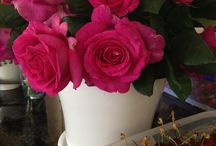 Bouquets and Posies / Bring the garden inside with roses from susies-scraps.com