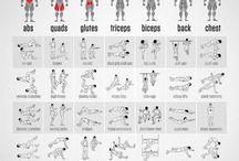Trening! / Øvelsa, motivasjon og nåke å strekke sej etter❤️