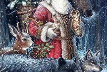 Télapó,Karácsony