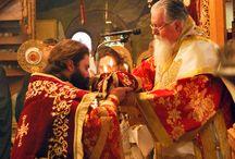 Χειροτονία Διακόνου στον Ιερό Ναό Αγίου Ελευθερίου Αμαρουσίου