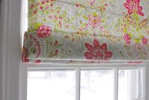 Window Treatments / by Carol Nabakowski