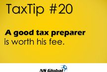 Tax Prep Tips & Help