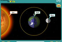 Astronomy Activities for Kids and Teens / Astronomy learning activities for children and teens.