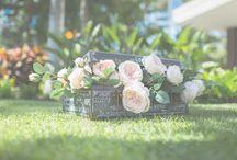 Hawaii Rustic Vintage Wedding / Rustic, nature, beach, beauty weddings in Hawaii. Looking vintage wedding styles?