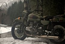 Cool cars and bikes / by Morne Bonnet