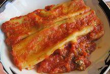 Scordo's Pasta / Pasta photos and sauces
