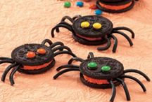 Halloween / Halloween, Halloween party ideas, Halloween ideas, party ideas, birthday party ideas, fall, kids party ideas, fall party ideas, spooky party ideas, trick or treat party, pumpkin party
