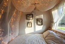 bedroom lights!!