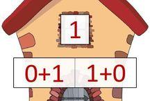 σπιτακια αριθμων