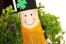 Luck o' the Irish to ya