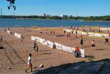 Beachvolleyball Locations