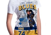 St.Louis Blues / Official NHL Apparel for the St.Louis Blues. T-Shirts, Sweaters, and more featuring the team's top stars.