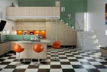 kitchen floors / by Alyssa Link