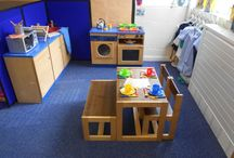 Role play area / by Claire Martin