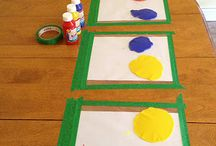 Preschool Ideas / by Christy Cullison