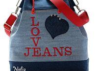 Torebki z Jeans