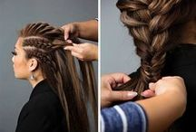 how to hairstyles step by step