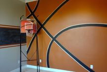 Sports room / by Dawn Hubbard