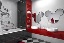 quarto mickey e minnie