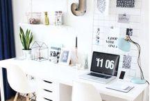 Home Office | Escritório | Área de estudo | Ateliê