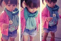 Toddler girly style {summer} / by Louisa Blondine
