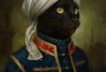 Aqui Há Gato / Gatos, Cats e Miaus!
