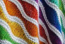 knitted / crocheted blankets