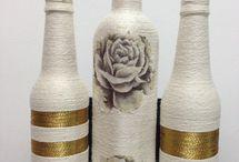 garrafa  decotada