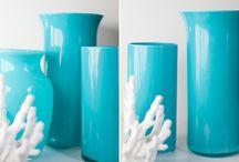 Paintet vases