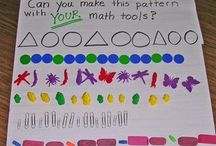 Patterns / Ideas for teaching patterns in the elementary classroom