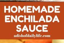 Sauces MYO
