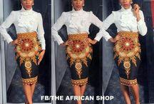 Africa attire