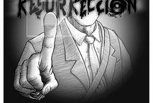 g - Posabirras - Resurrección / Páginas del cómic creado por Guillermo Velasco. Sin Spoilers.