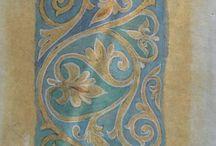 Орнаменты для росписи
