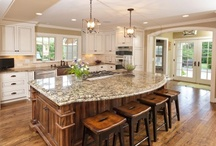 New Kitchen Ideas / by Donna Bullock