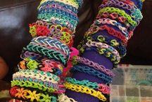 Loom bands / Loom pattern