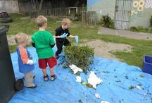 Sustainability in Playcentres