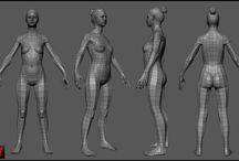 Женские тела