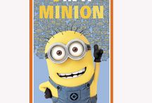 Minions  - 1 in a Minion fabric collection / by Quilting Treasures