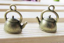 Teapots / Anything To Do With Tea / by Susan Betke