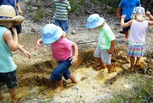 Outdoor and Active Play Ideas / by Lydia Koltai