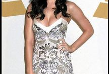 Celebrities | Ema Savahl Couture / Katy Perry announcing nominees for the Grammy Awards