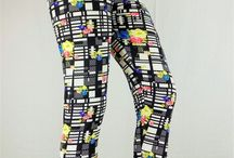 #Buskins #Leggings / A selection of leggings for all your needs.  / by William O'Toole