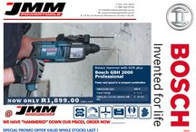 Bosch GBH 2000 Professional Rotary Hammer Drill