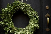 Wreaths/Christmas