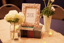 Table decor / by Texie Brown