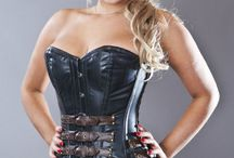 Steampunk Corsets / Corsets have been known to contain a strong material with older types having a variety of items. With the help of modern technology and designing perfection; these authentic steel bones have been determined to be the best type to be used in corsets. Steel bones help in keeping the posture, tightening the corset to reduce the waist size by average 4 inches, and ensuring the corset doesn't break out nor does the fabric. Hence you can say that the bones have the most important job on this garment.
